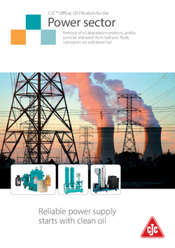 Power sector brochure