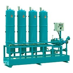 CJC PTU3 Multistay Filter, Water Separation and Oil Filtration from Large-volume Fluid Systems, Turbine Lubrication, Power Generation, Paper Machines, Lubrication Systems, Steel Mills, Mining Systems