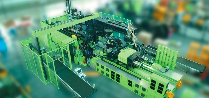 CJC® Oil Filtration for plastic moulding machines