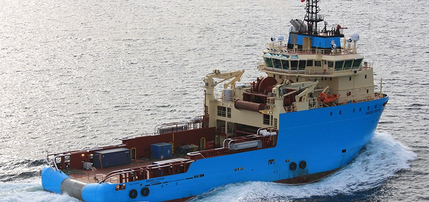 Reliability first - use CJC® Oil Filters on your supply vessel