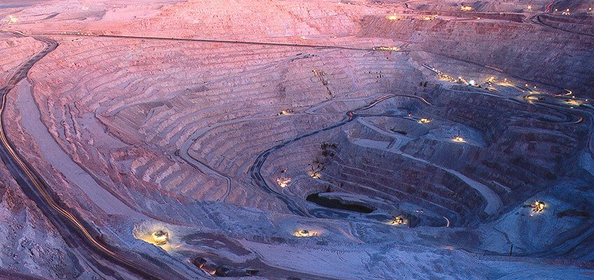 BHP Billiton, Minera Escondida, Primary Crusher